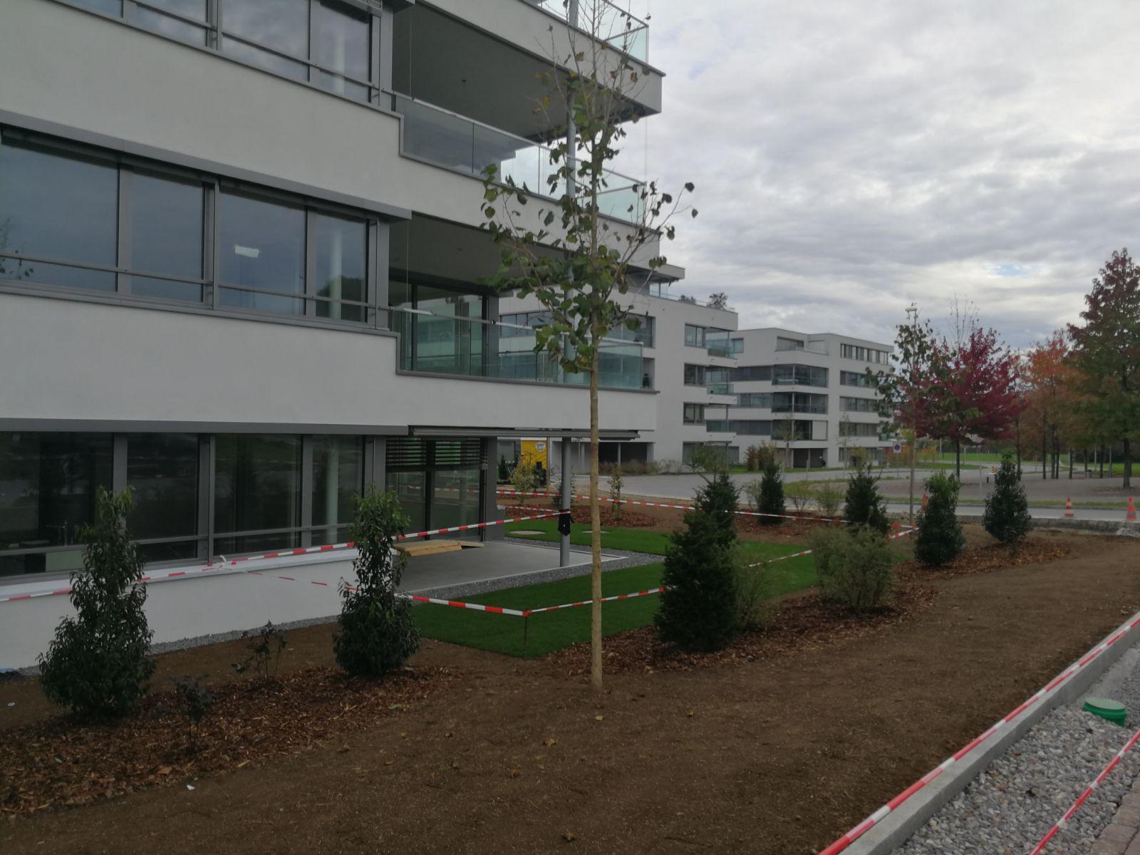 2.5 Zimmer Wohnung Neubau 65 m2 inkl. 2 Tiefgarageplätze