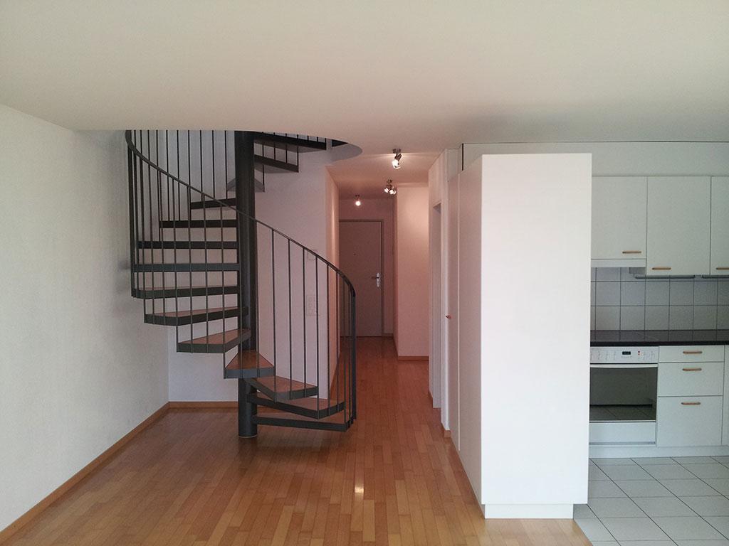 Maisonette an Top Lage, 3 Zimmer Wohnung 85 m2 inkl Tiefgaragenplatz